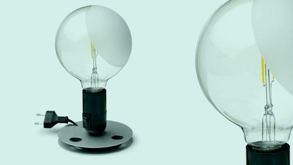 Lampada da tavolo di design Flos