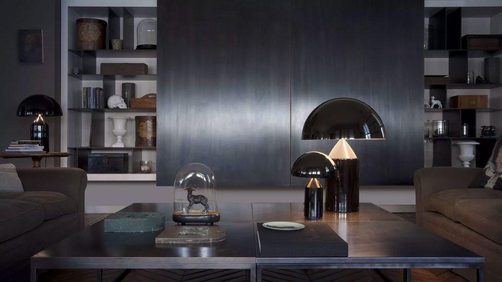 lampade di design ambientate