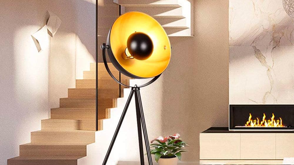 esempio lampada ambientata