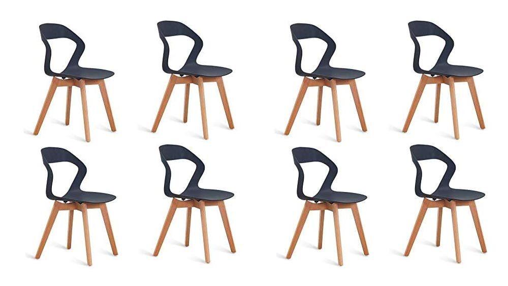 set di sedie moderne