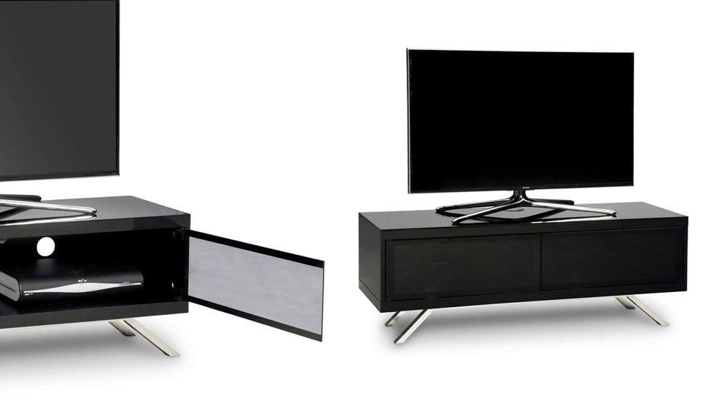 Mobile porta TV in legno moderno