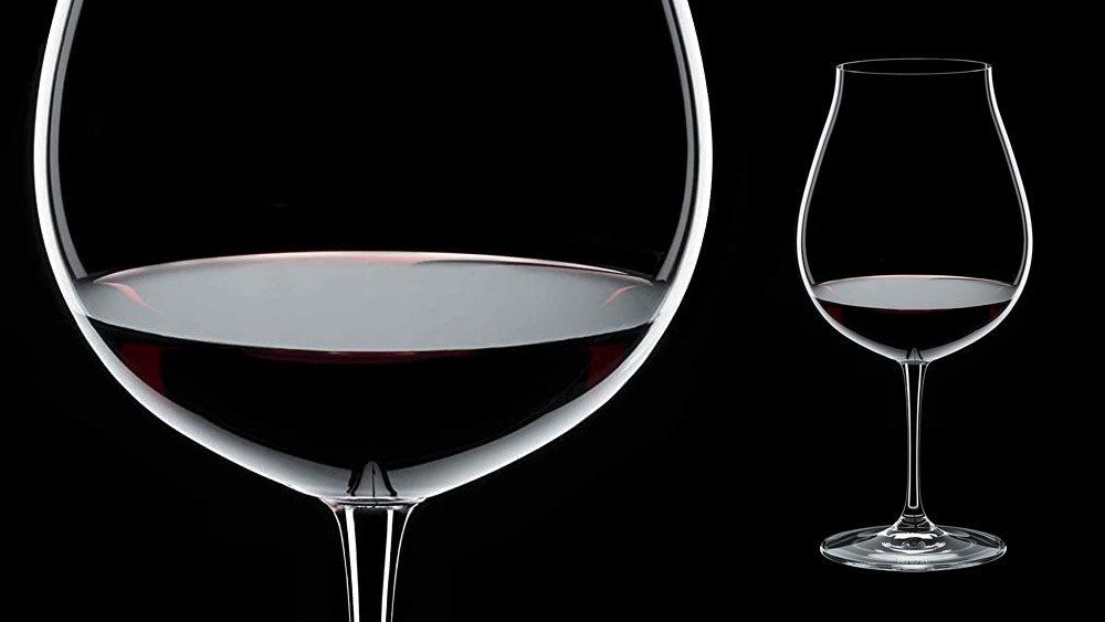 bicchieri da vino di design