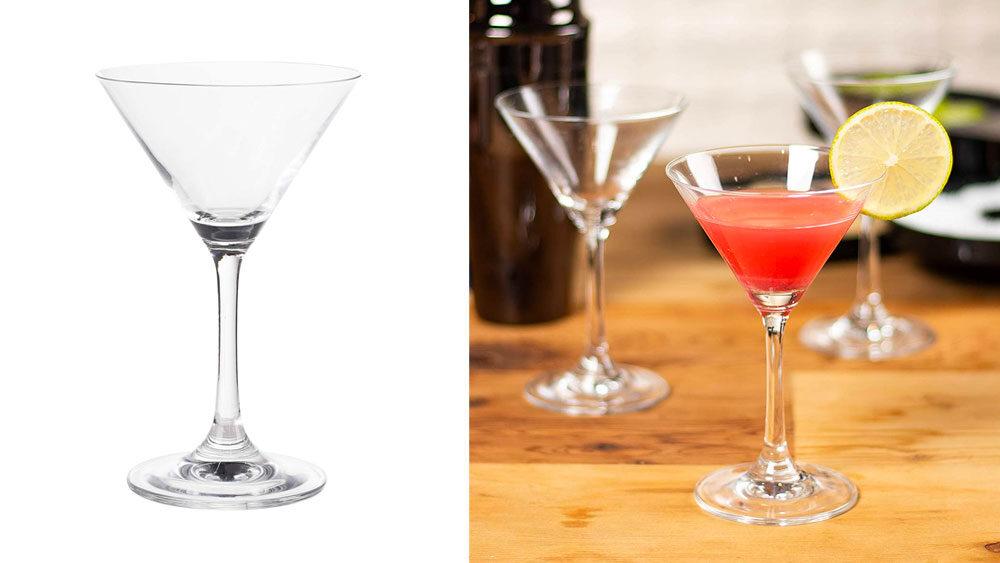 bicchiere vintage da cocktail