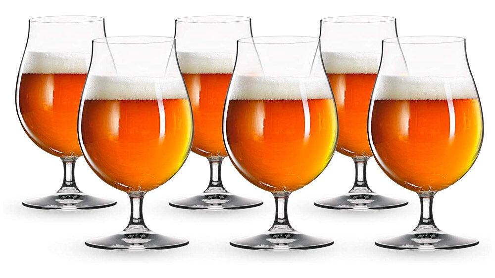 bicchieri birra a calice